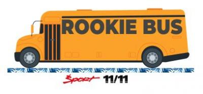 Vabljeni na Rookie bus
