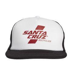 Kapa s šiltom Santa Cruz Parallel Trucker Hat