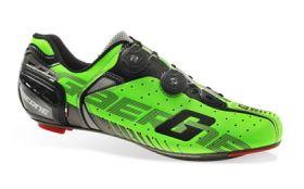Kolesarski cestni čevlji Gaerne Carbon Chrono-Green