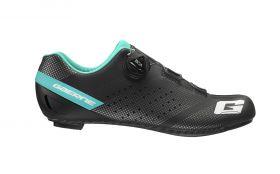 Ženski kolesarski cestni čevlji Gaerne G.TORNADO Lady-Black