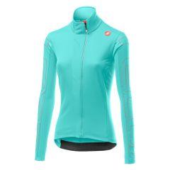 Ženska kolesarska jakna Castelli Transition-Glacier Lake