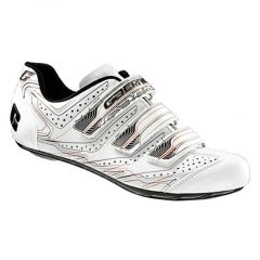Otroški kolesarski čevlji Gaerne Aktion KID-White