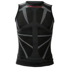 Aktivna majica Soullimit, brez rokav, black