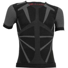 Aktivna majica Soullimit, kr. rokav, black XS