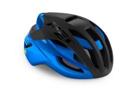 Kolesarska čelada MET Rivale Mips-Black/Blue