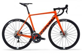 Cestno kolo Cervelo R3 Ultegra Disc 2020-Orange/Navy