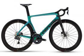 Cestno kolo Cervélo S5 Disc Ultegra Di2 2021-Blue Chameleon