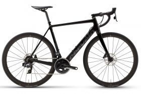 Cestno kolo Cervelo R-series Force eTap AXS Disc 2021-Black/Dark Grey