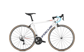 Cestno kolo Focus Izalco Race 9.7 2020-White