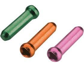 Zaključne kapice Jagwire CHA074- (zelena, oranžna, vijolična)