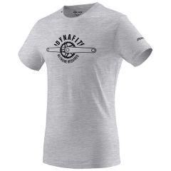 Majica Dynafit Graphic Melange/Crank
