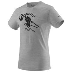 Majica Dynafit Graphic Melange/Persist