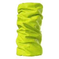Ruta Dynafit Logo Neck Gaiter - Neon Yellow