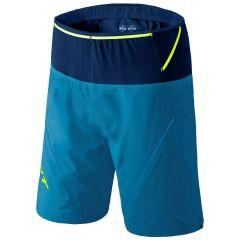 Kratke tekaške hlače Dynafit Ultra 2/1-Blue