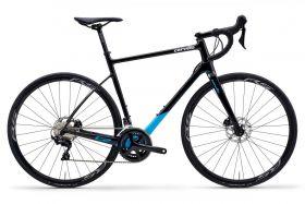 Endurance cestno kolo Cervélo C2 Disc 105 2020- Black/Riviera