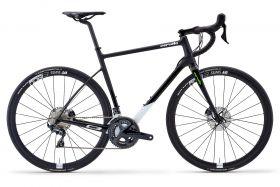 Endurance cestno kolo Cervélo C3 Disc Ultegra 2020-Black/White