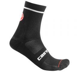 Kolesarske nogavice Castelli Entrata 9-Black