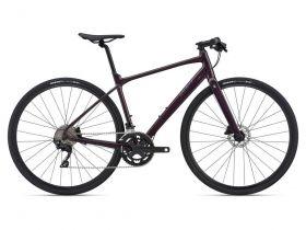Cestno/Fitnes kolo Giant Fastroad SL 1 2021-Wine Purple