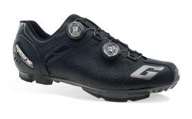 Kolesarski MTB čevlji Gaerne Sincro+- Black