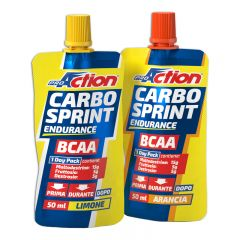 Energijski gel ProAction Carbo Sprint BCAA
