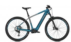 Električno gorsko kolo Univega Alpina 5.0 27.5 2020-Blue/Grey