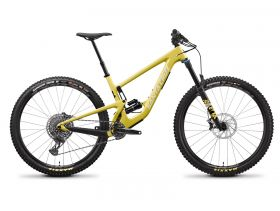 Gorsko kolo Santa Cruz MegaTower C S-Kit 2021- Amarillo Yellow