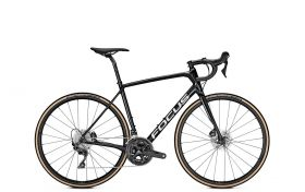Gravel cestno kolo Focus Paralane 8.9 Disc 2020- Black/White