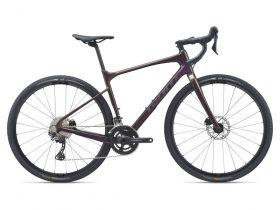 Gravel cestno kolo Giant Revolt Advanced 2 2021- Rosewood