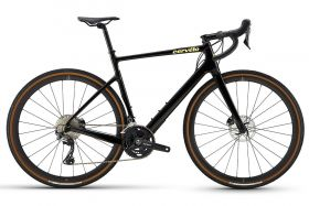 Gravel cestno kolo Cervélo Aspero Disc GRX RX810 2021- Black/Gold