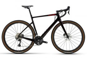 Gravel cestno kolo Cervélo Aspero Disc GRX RX600 2021- Red/Carbon
