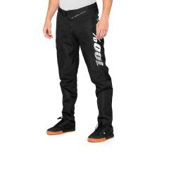 Kolesarske hlače 100% R-CORE Pants-Black