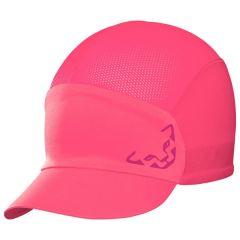 Kapa s šiltom Dynafti React Visor-Fluo Pink