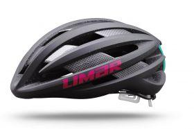 Ženska kolesarska čelada Limar Air Pro-Black/Pink