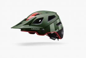 Kolesarska čelada Limar Delta-Dark Green