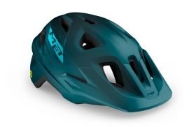 Kolesarska čelada MET Echo MIPS-Petrol Blue