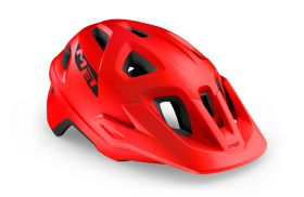 Kolesarska čelada MET Echo -Red