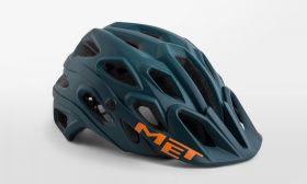 Kolesarska čelada MET Lupo- Avio Tex/Orange
