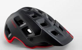 Kolesarska čelada MET Terranova- Black/Red