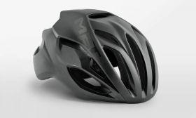 Kolesarska čelada MET Rivale-Dark Grey