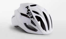 Kolesarska čelada MET Rivale-White