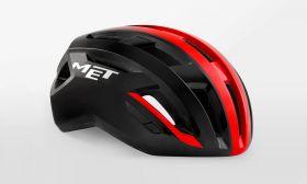 Kolesarska čelada MET Vinci MIPS- Black/Red