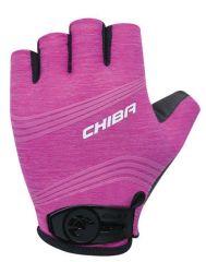 Kolesarske rokavice Chiba Lady Super Light-Pink