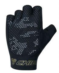Kolesarske rokavice Chiba Pure Race-Black