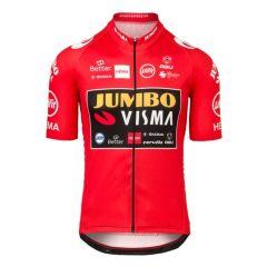 Kolesarski dres AGU Jumbo Visma Vuelta - Red