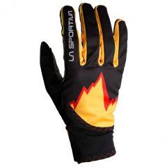 Rokavice LaSportiva Syborg-Black/Yellow