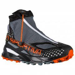 Ženski tekaški čevlji LaSportiva Crossover 2.0 GTX-Slate/Pumpkin