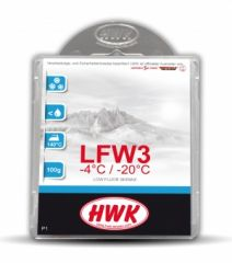 Vosek za smuči HWK LFW3 Silver
