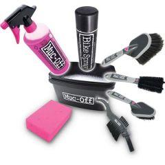 Set za čiščenje in vzdrževanje kolesa Muc-Off 8-delni set