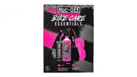 Komplet pripomočkov za osnovno nego kolesa Muc-Off Bike Care Essentials Kit
