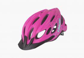 Mladinska/Dekliška kolesarska čelada Limar Rocket-Pink